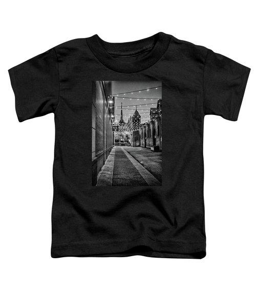 Bw City Lights Toddler T-Shirt