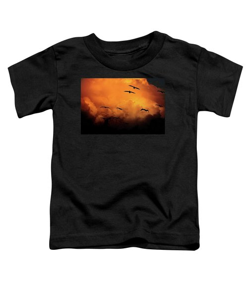 California Exodus Toddler T-Shirt