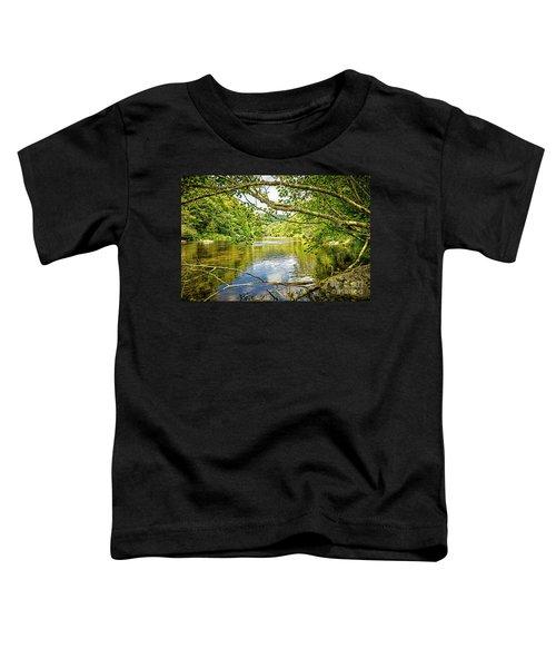 Canal Pool Toddler T-Shirt