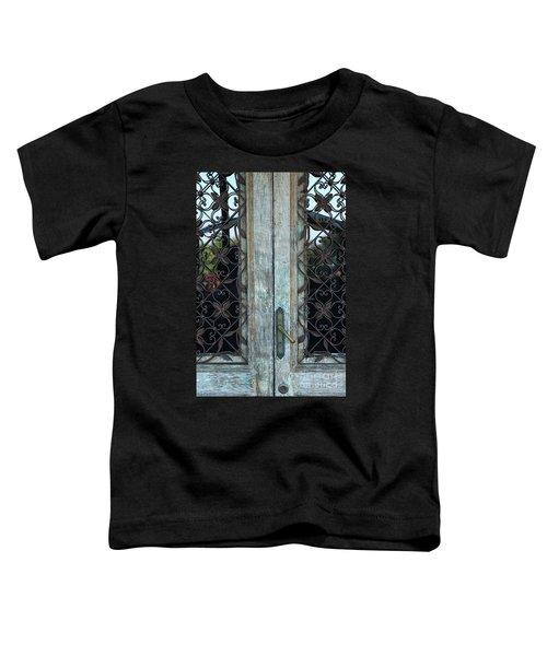 Capri Door Toddler T-Shirt