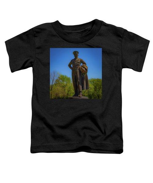 Carlyle Ike Toddler T-Shirt