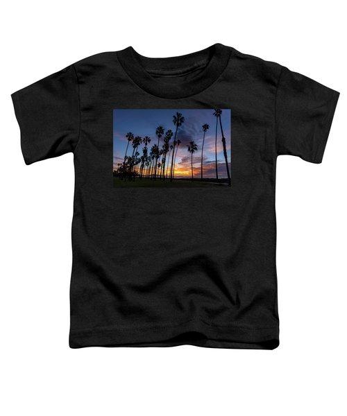 Chasing Palms Toddler T-Shirt