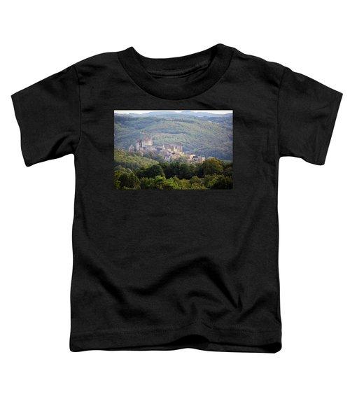 Chateau Beynac, France Toddler T-Shirt