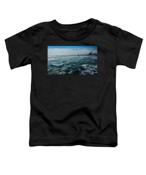 Chicago From Navy Pier 2 Toddler T-Shirt