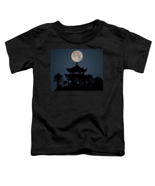 China Moon Toddler T-Shirt