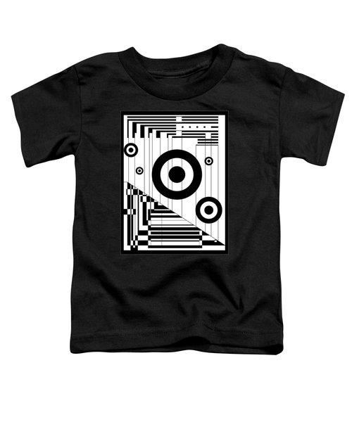 Circular Circles  Toddler T-Shirt