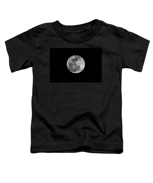 Full Cold Moon Toddler T-Shirt