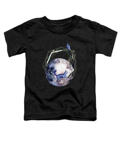 Cosmic Portal Toddler T-Shirt