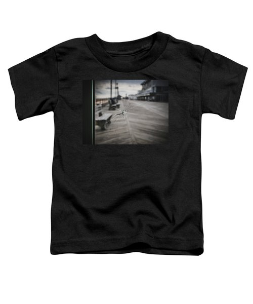 Crack Toddler T-Shirt