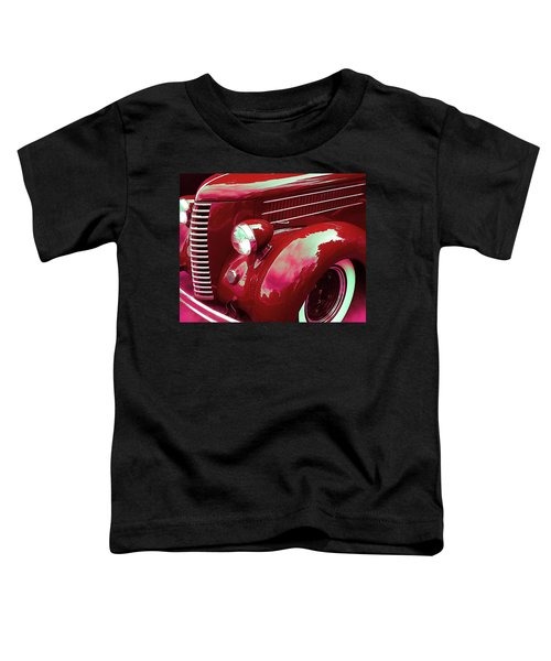 Custom 1936 Ford Nash Grill Toddler T-Shirt