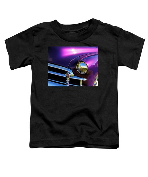 Custom Purple Chevy Toddler T-Shirt