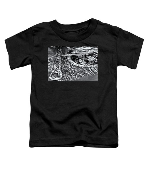 Cutlery Tsunami Toddler T-Shirt