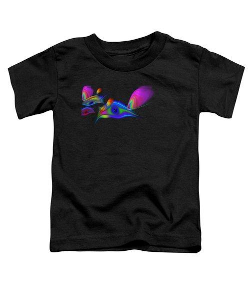 Deep Cool Toddler T-Shirt