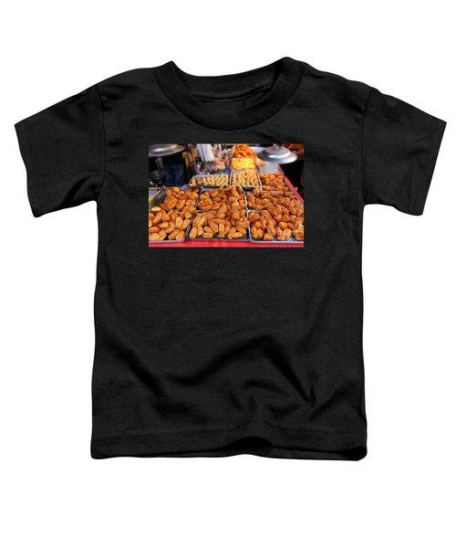 Deep Fried Chinese Bread Buns Toddler T-Shirt