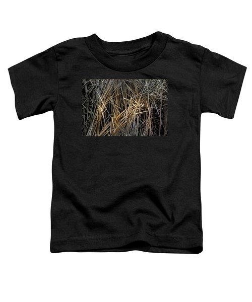 Dried Wild Grass IIi Toddler T-Shirt