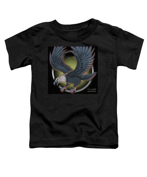 Eagle Illustration  Toddler T-Shirt