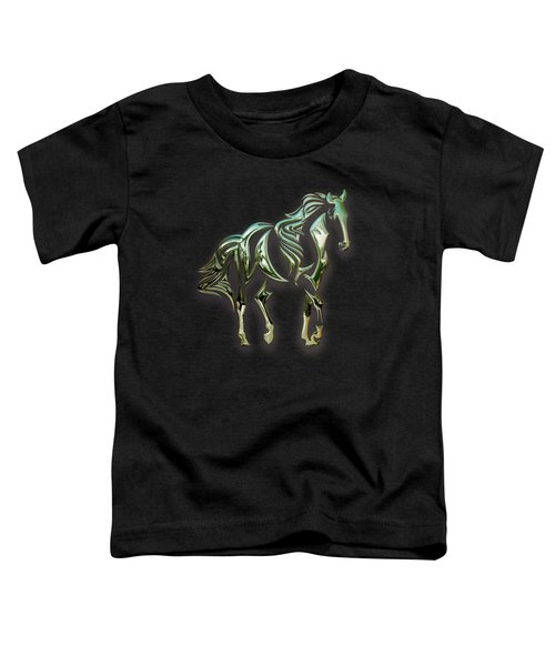 Energized Horse Toddler T-Shirt