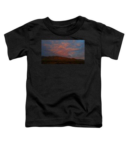 First Light Over Texas 3 Toddler T-Shirt