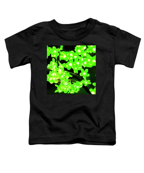 Flower Lights 7 Toddler T-Shirt