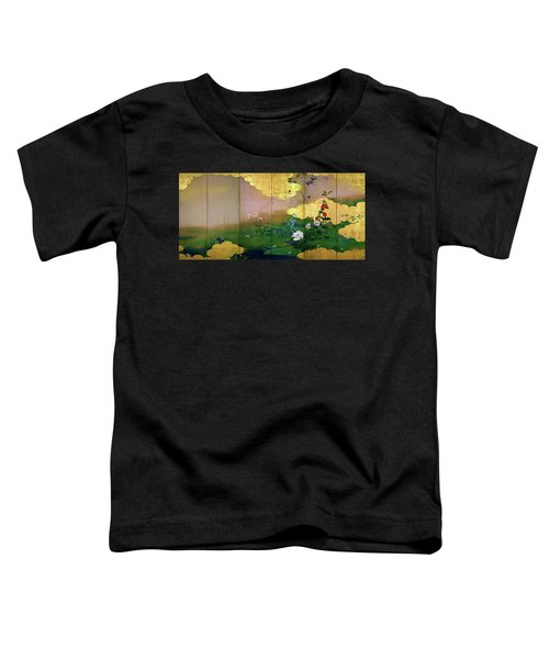 Flowers And Birds Of The Four Seasons - Digital Remastered Edition Toddler T-Shirt