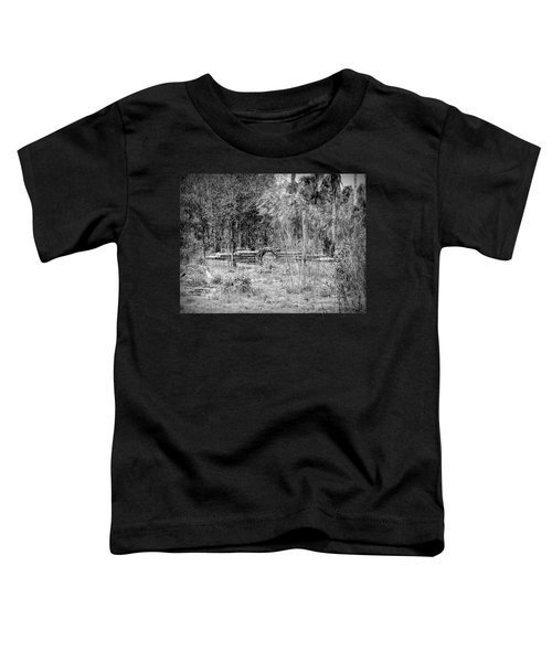 Footbridge To Nowhere Toddler T-Shirt