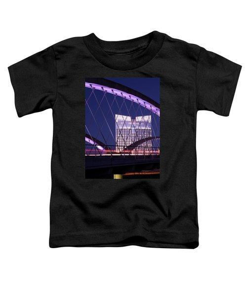 Fort Worth West Seventh Street Bridge V2 021419 Toddler T-Shirt