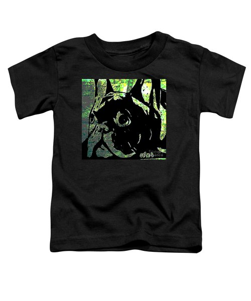 French Bulldog Toddler T-Shirt