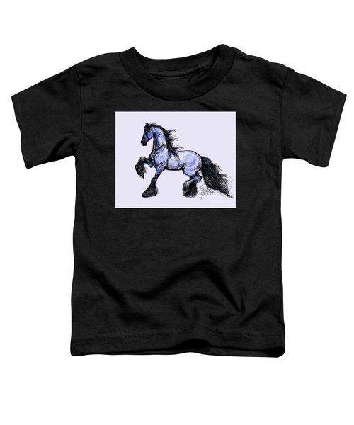 Friesian Mare Toddler T-Shirt