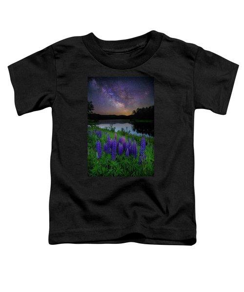 Galactic Lupines Toddler T-Shirt
