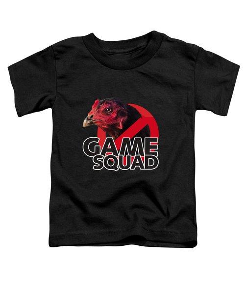 Game Squad Toddler T-Shirt