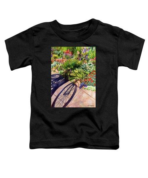 Garden Shadows II Toddler T-Shirt