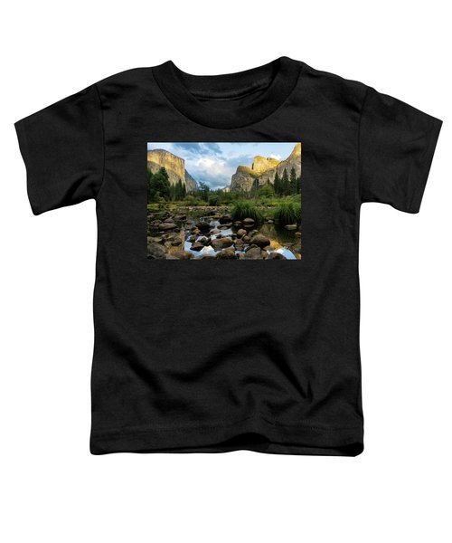 Gates Of The Valley 3 Toddler T-Shirt