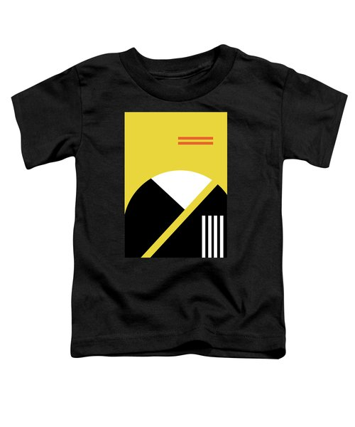 Geometric Painting 5 Toddler T-Shirt