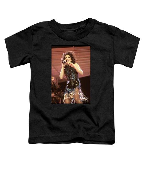 Gloria Estefan And The Miami Sound Machine Toddler T-Shirt