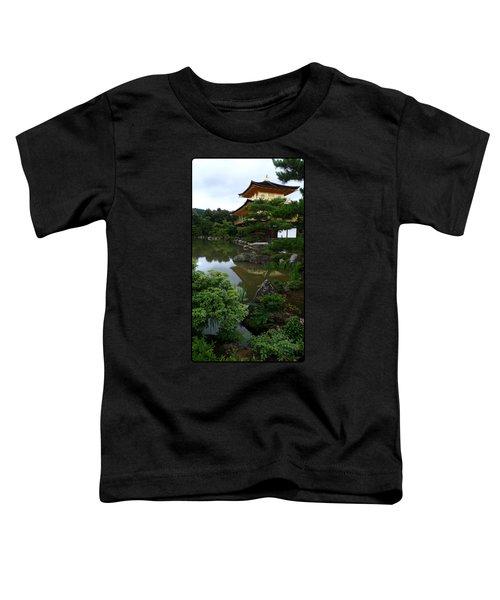 Golden Pavilion-kyoto Toddler T-Shirt