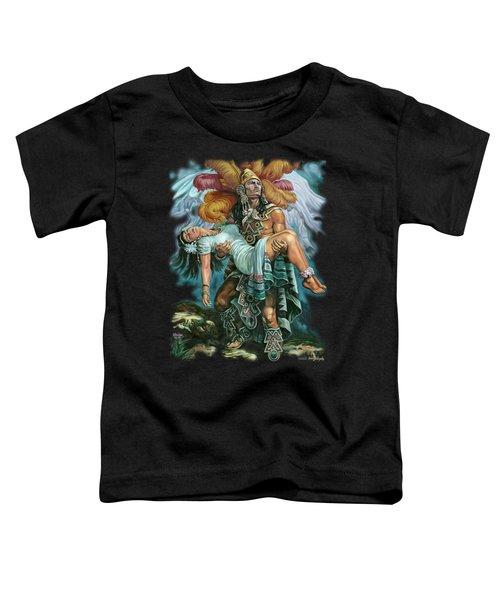 Grandeza Azteca Toddler T-Shirt