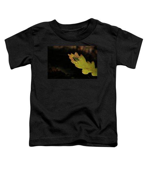 Grasshopper Toddler T-Shirt