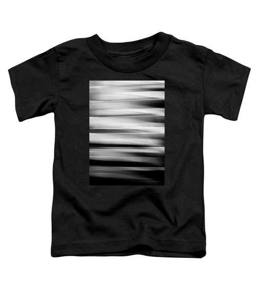 Abstract Waves Toddler T-Shirt