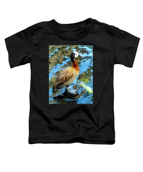 Hawaiian Duck Toddler T-Shirt