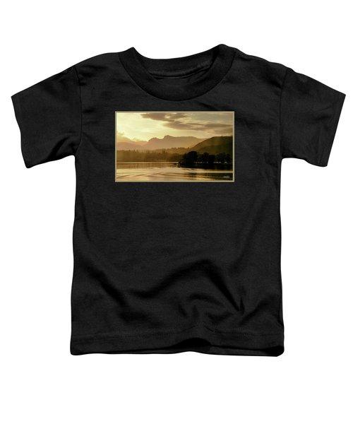 Heavens Golden Hour Toddler T-Shirt