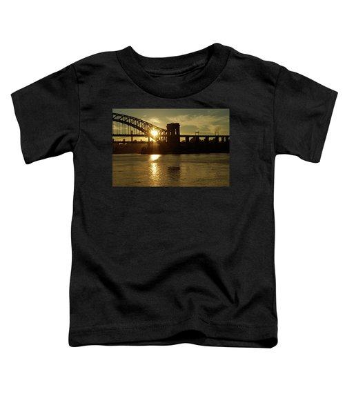 Hellgate Sun Beam Toddler T-Shirt