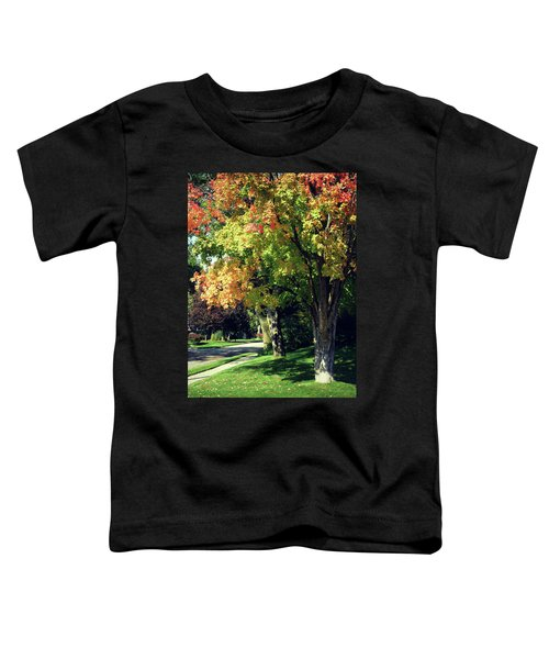 Her Beautiful Path Home Toddler T-Shirt