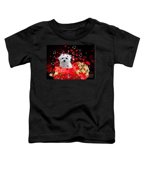 Hermes The Valentine Boy Toddler T-Shirt