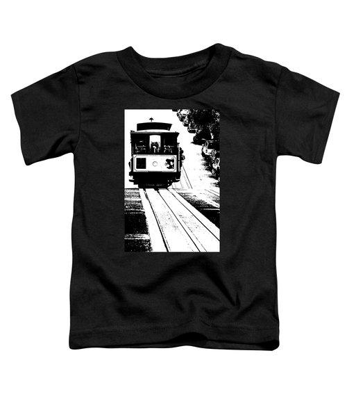 Hill Street Noir Toddler T-Shirt