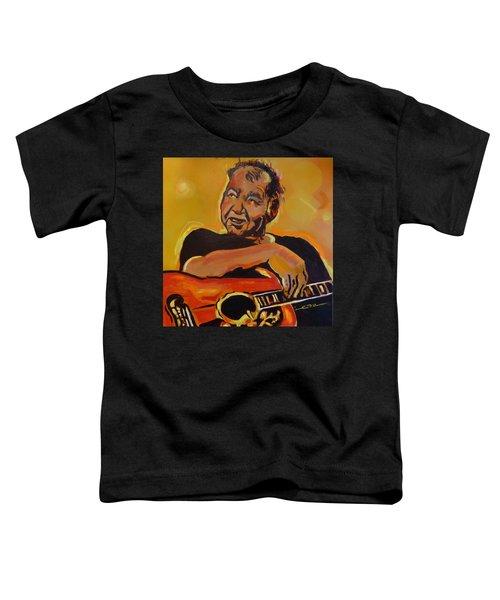 His Pumpkin's Little Daddy Toddler T-Shirt