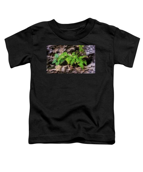 Toddler T-Shirt featuring the photograph House Of Stone by Andrea Platt