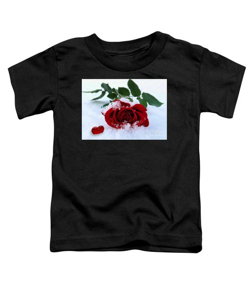 I Give You My Heart Toddler T-Shirt