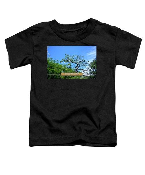 Ibis Risen - Virgin Nature Series Toddler T-Shirt