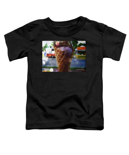 Icecream Dreams Toddler T-Shirt