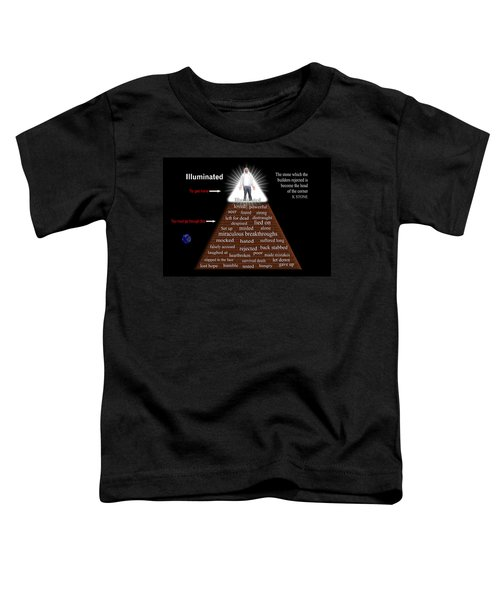 Illuminated Toddler T-Shirt